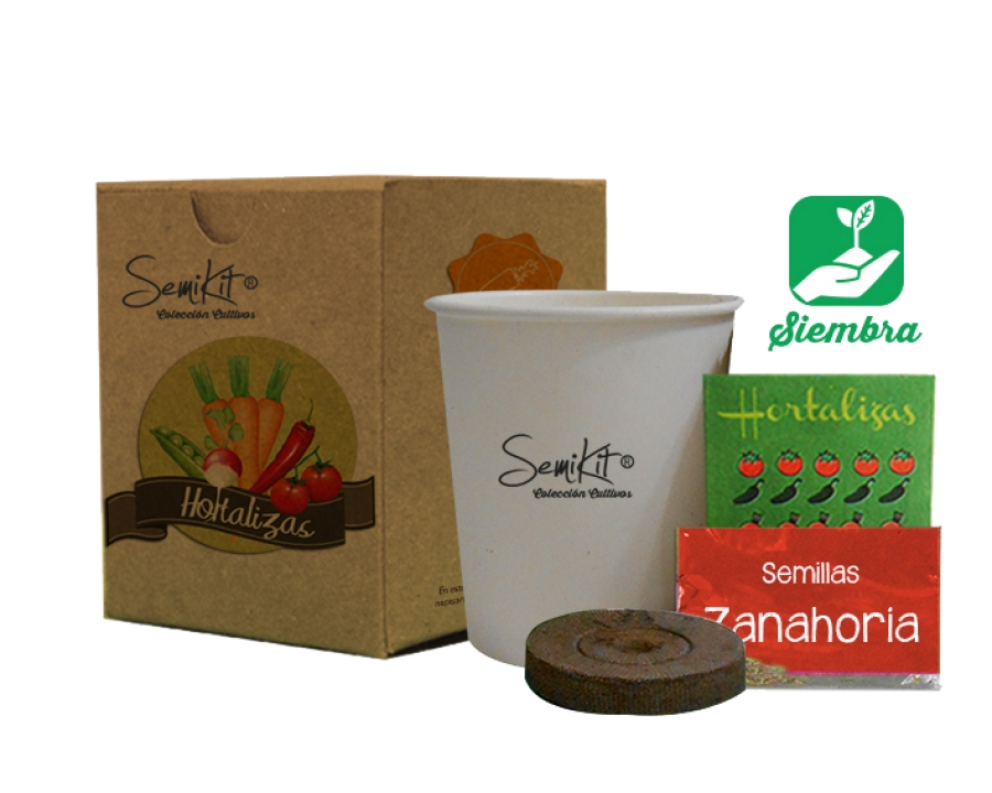 Semikit®Kit Cultivo Box