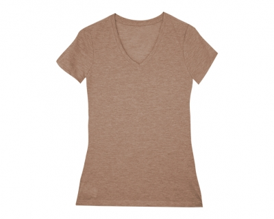 Playera Lady de Botellas Ambar