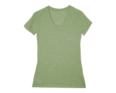 Playera Lady de Botellas Verdes