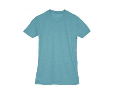 Playeras de Botellas Azules